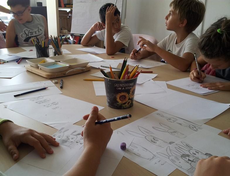 Tabăra urbană IMAGINEAZĂ-ȚI: pentru vacanțele copiilor din Cluj-Napoca