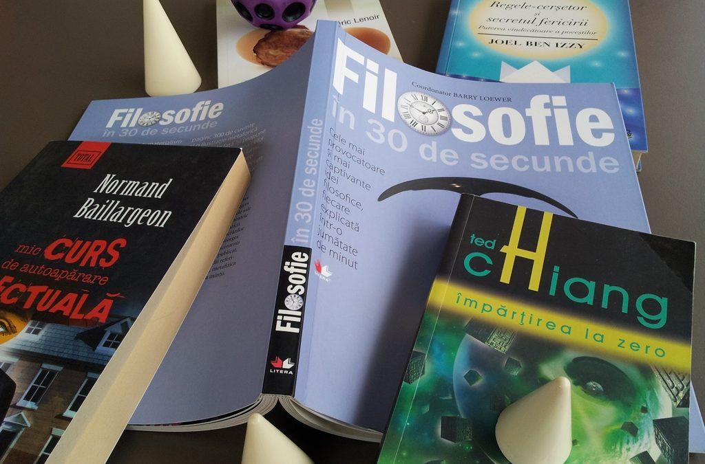 21 noiembrie: Ziua Internațională a Filosofiei. 5 propuneri de lectură pentru tineri