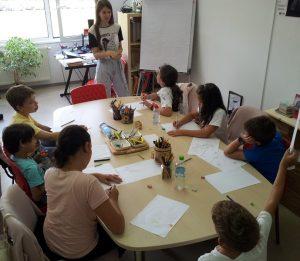 Activități de creativitate - grafică și gândire vizualăActivități de creativitate - grafică și gândire vizuală
